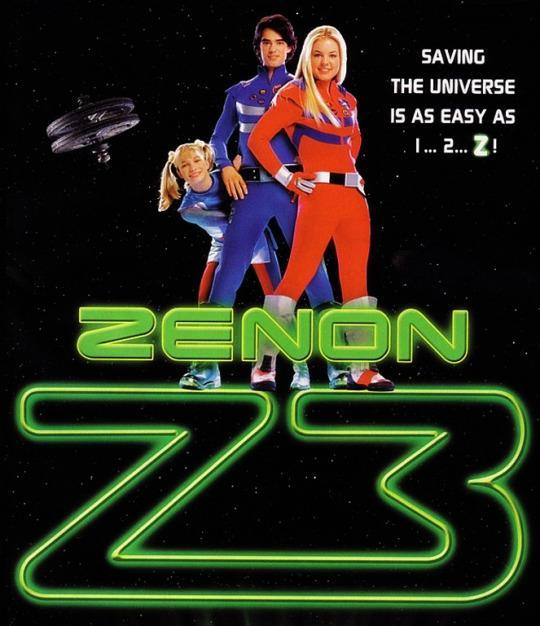 """<p>Kirsten Storms (nearly 1,000 episodes of <i>General Hospital</i>) reprises her role as Zenon Kar, a """"heroine"""" who sets out to win an """"important competition"""" but runs into """"difficulties."""" But in space.<br><br><i>(Credit: Disney Channel)</i> </p>"""