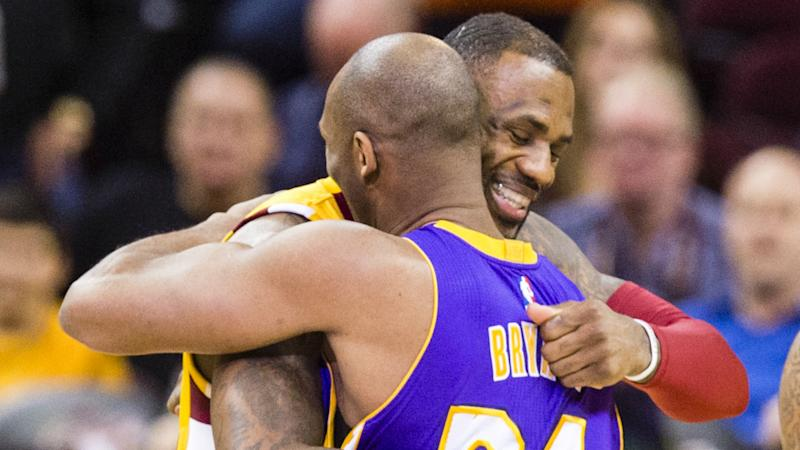 1577bd62abb  You just gotta keep pushing  – Kobe Bryant gives advice to LeBron James