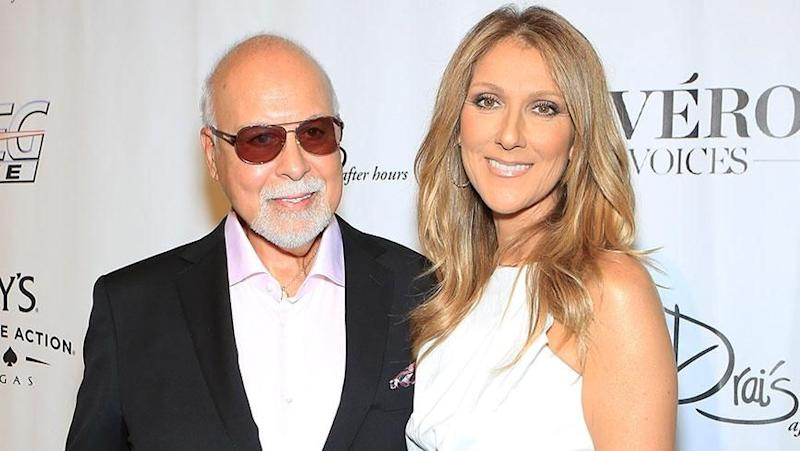 Celine Dion has revealed new details of the night her husband died. Photo: Getty Images