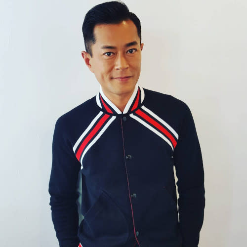 Louis Koo rarely speaks about his charitable deeds publicly