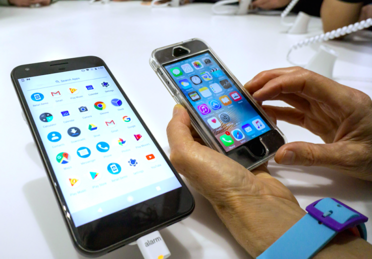 Liar, Liar, iPhone on Fire? Report Says Android Users More Honest