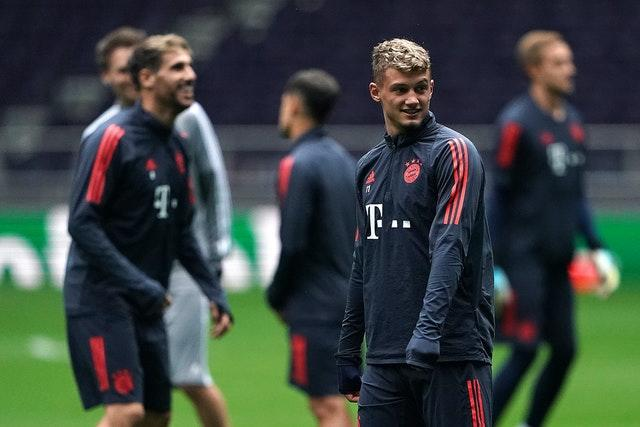 Bayern Munich Training and Press Conference