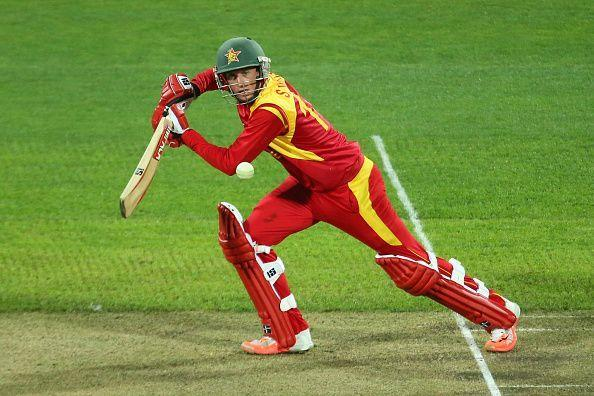 Sean Williams is the captain of Zimbabwe.