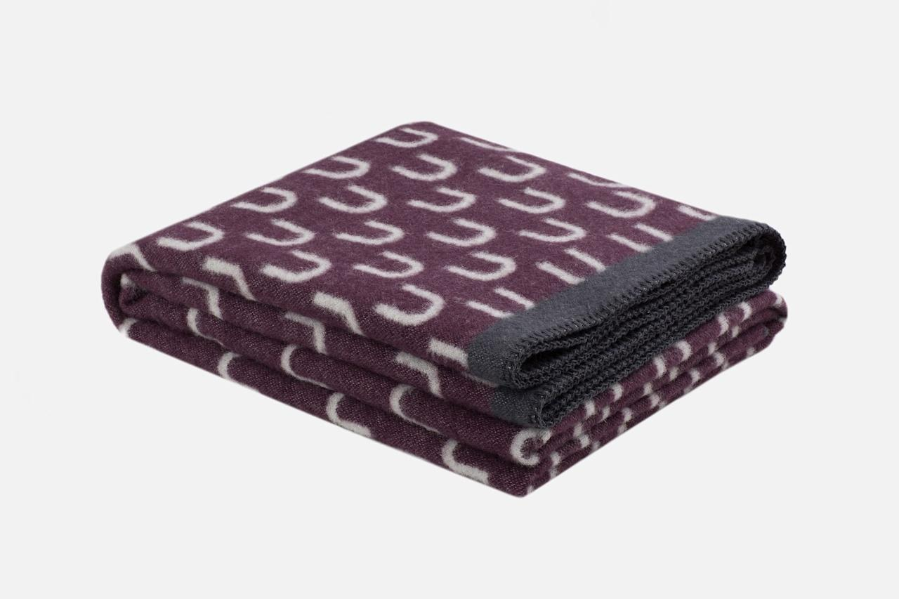 "<a rel=""nofollow"" href=""https://us.hem.com/collections/blankets/products/arch-throw?variant=17702986759"">SHOP NOW</a>: Arch Throw by Arthur Arbesser, $119 (down from $149)"