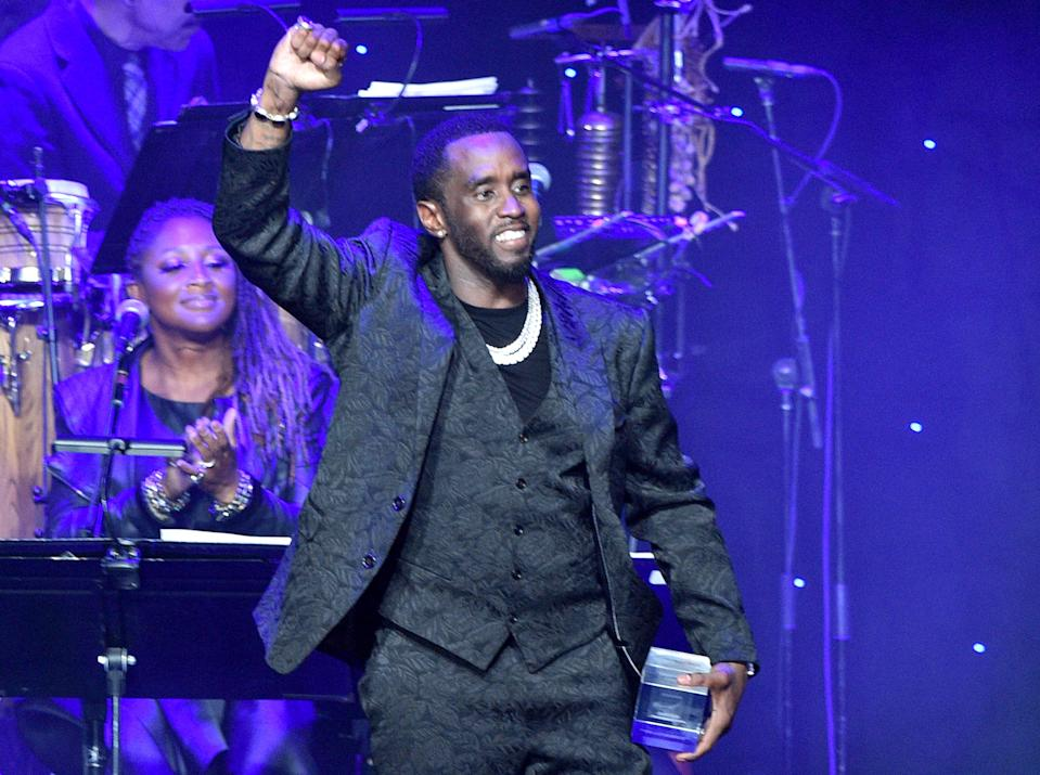 "<p>Sean ""Diddy"" Combs has called out GM and others for failing to support black businesses </p> (Getty)"