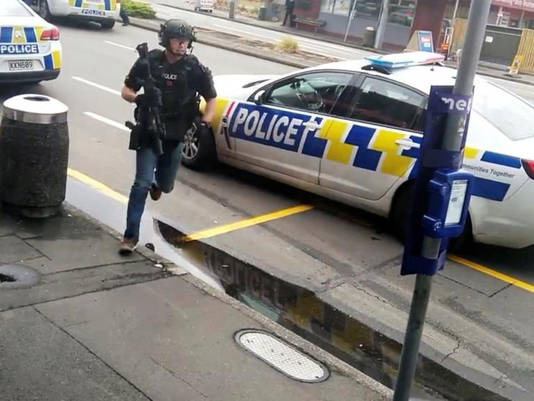 New Zealand attack - live updates: Suspected gunman appears in court as Prime Minister Ardern promises 'gun laws will change'