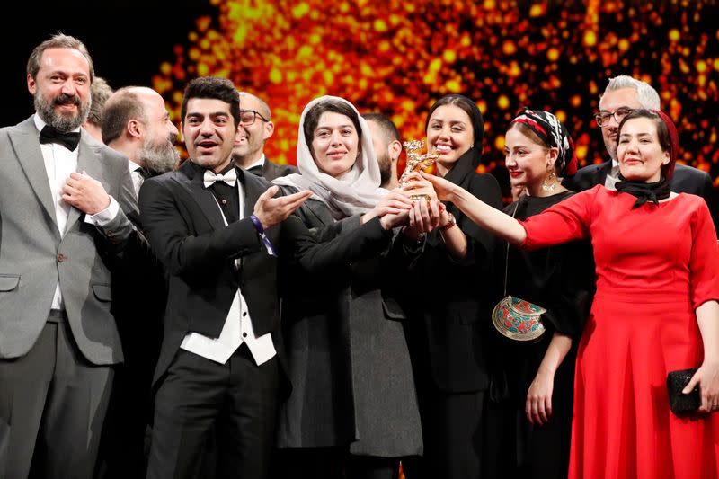Berlinale winner explores moral dilemmas of Iran's capital punishment