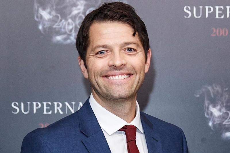 'Supernatural' star Misha Collins starts campaign to buy lawmakers' internet history