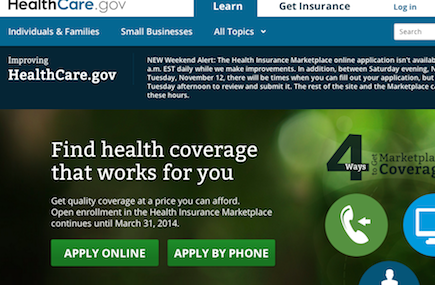 """<b class=""""credit"""">AOL</b>Creation of Healthcare.gov involved many players."""