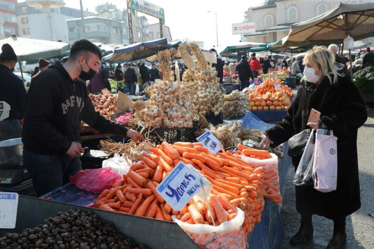 In trouble even before the coronavirus pandemic, the Turkish economy is now on the edge of a precipice