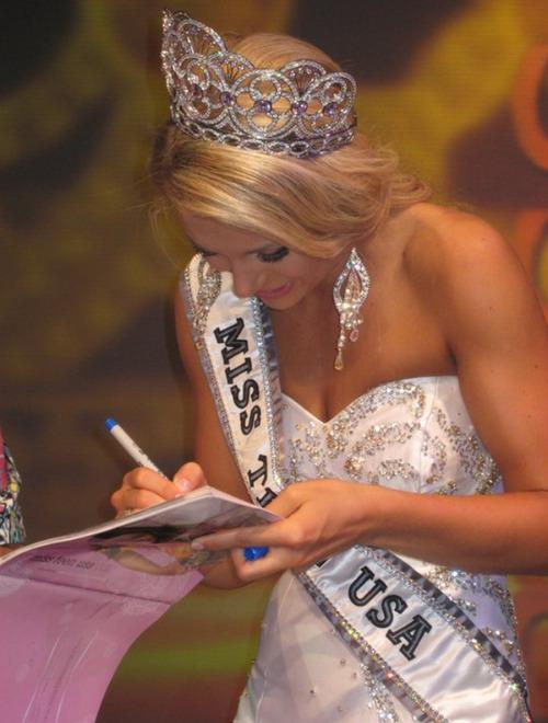 From Saran Wrap To Scotch Tape 15 Pageant Beauty Secrets