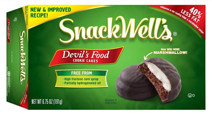 Snackwell's Cookies 1990s Parents