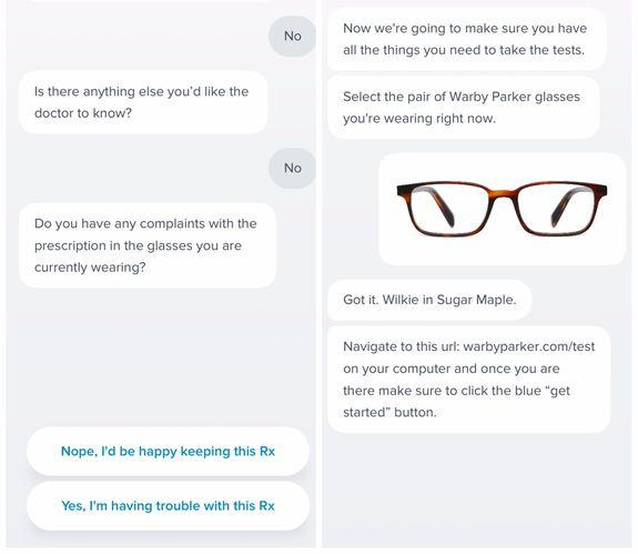 If you hate the eye doctor, you're going to love Warby
