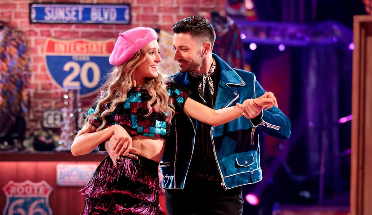 'Strictly Come Dancing': Rose Ayling-Ellis broke hearing aid in Cha Cha Cha rehearsal