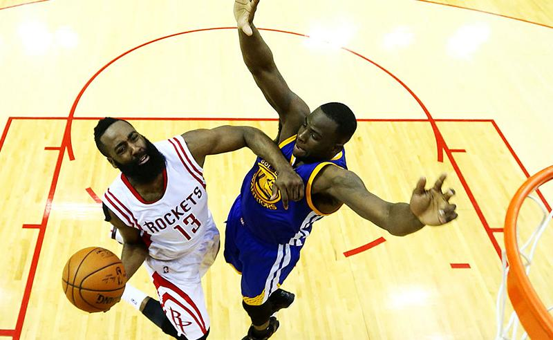 Previa Houston Rockets vs Golden State Warriors - Pronóstico de apuestas NBA