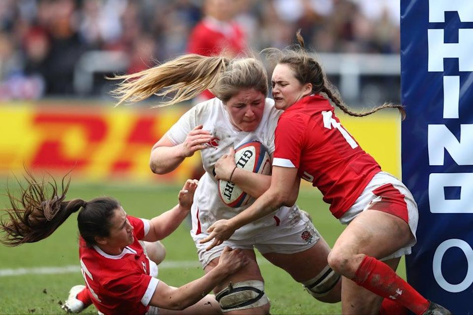 England take on Wales in the Women's Six Nations but the teams could unite under the Lions banner (Getty Images)