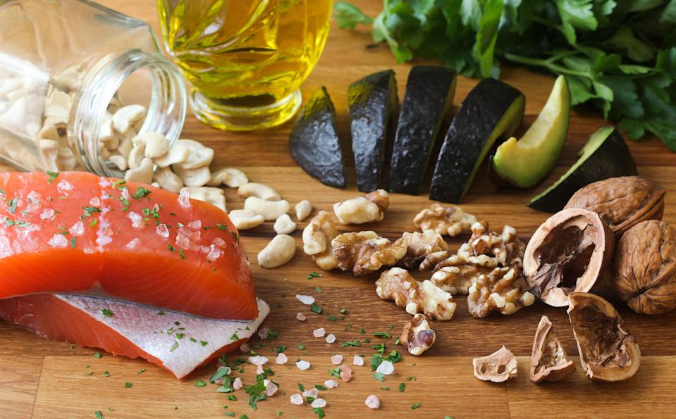 """Elements of the Mediterranean diet, which was recently questioned by a """"reanalysis"""" of the original study touting its effectiveness. (Photo: Getty Images)"""