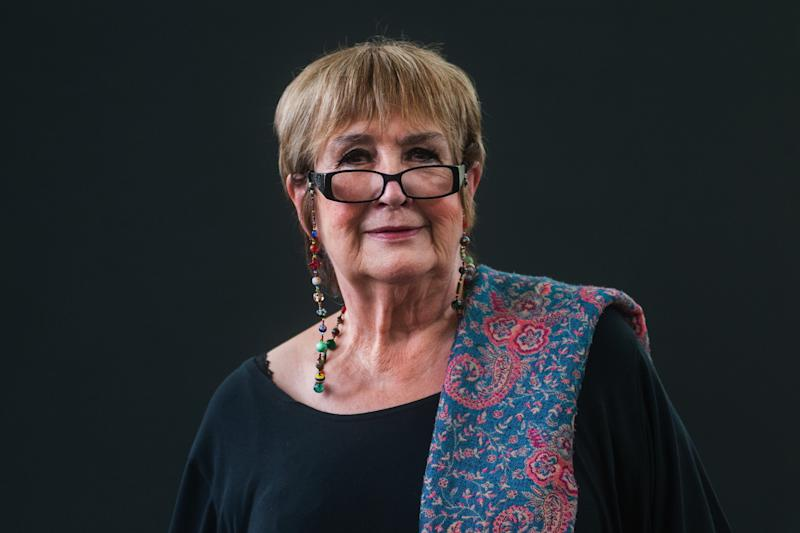 EDINBURGH, SCOTLAND - AUGUST 19: Jenni Murray attends a photocall during the Edinburgh International Book Festival on August 19, 2017 in Edinburgh, Scotland. (Photo by Simone Padovani/Awakening/Getty Images)