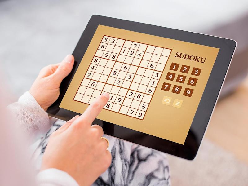 Sudoku may help our cognitive skills (Getty)