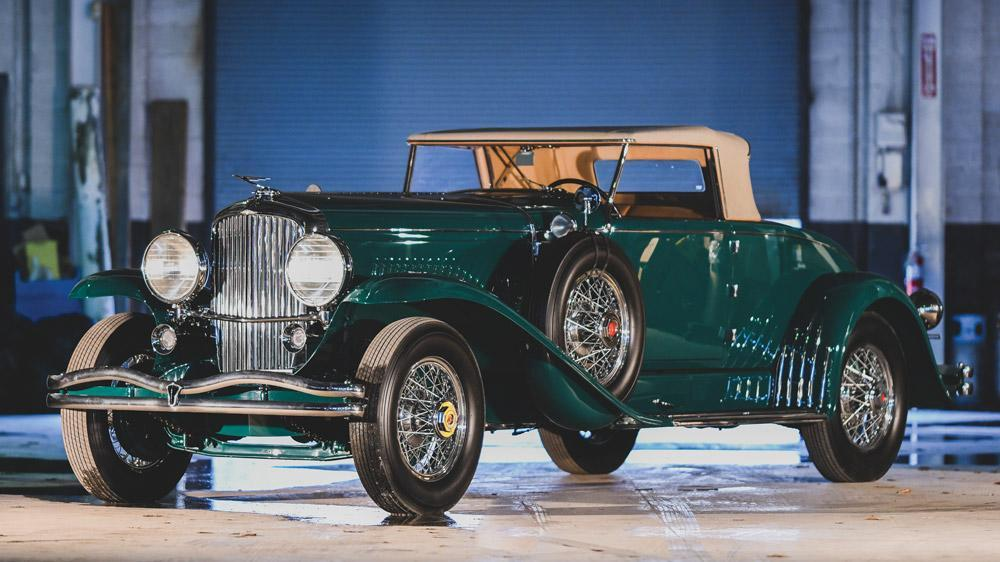Duesenberg For Sale >> This 1932 Duesenberg Could Fetch Up To 2 Million At Auction