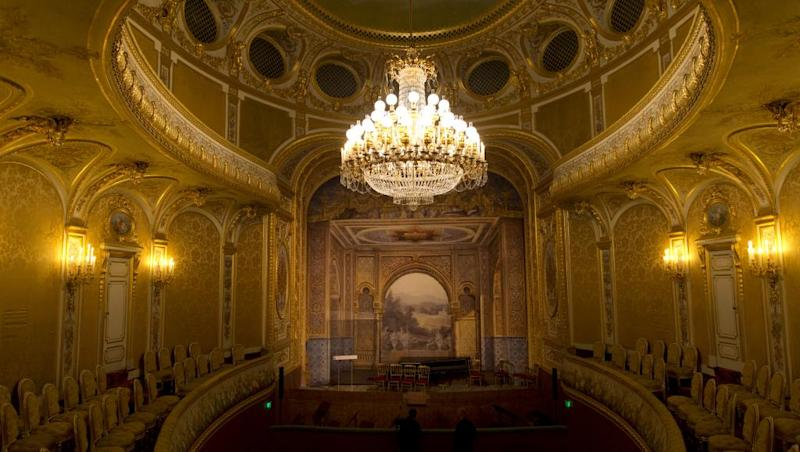 France: UAE finances restoration of Chateau de Fontainebleau's 19th-century theatre