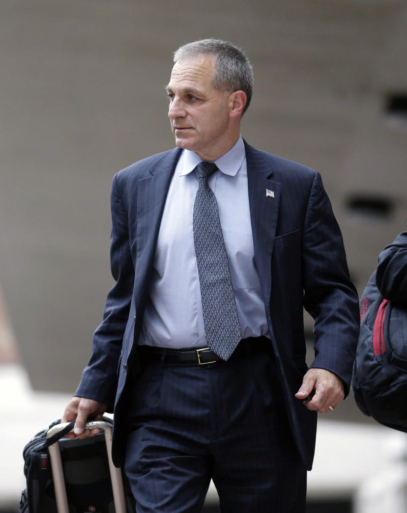 Freeh: Possible corruption in BP claims handling