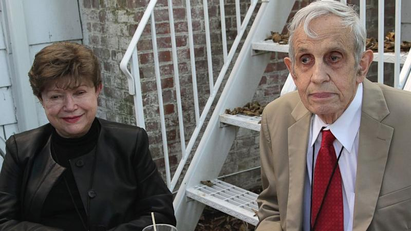 'A Beautiful Mind' Mathematician John Nash and His Wife Killed in New Jersey Taxi Crash