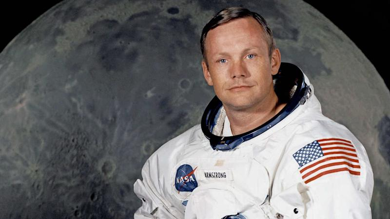 Neil Armstrong. Image credit: Wikimedia Commons