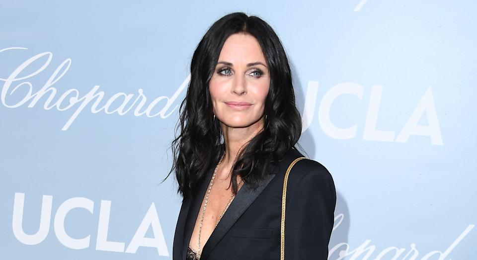 Courteney Cox has celebrated her 55th birthday [Image: Getty]
