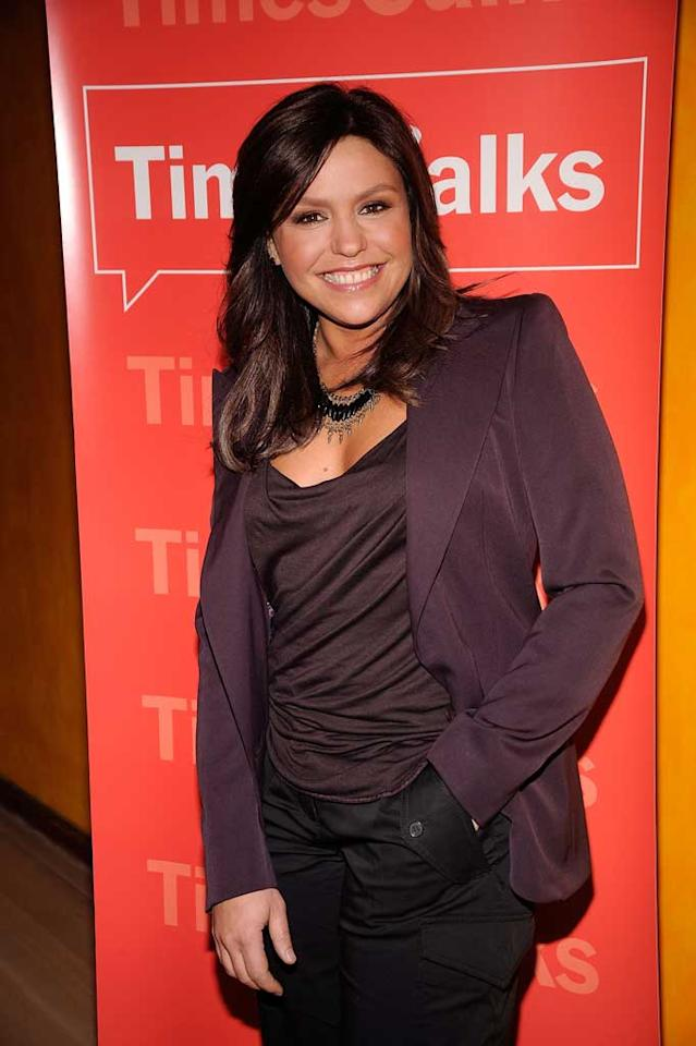 """August 25: Rachael Ray turns 42  Gary Gershoff/<a href=""""http://www.wireimage.com"""" target=""""new"""">WireImage.com</a> - May 7, 2010"""