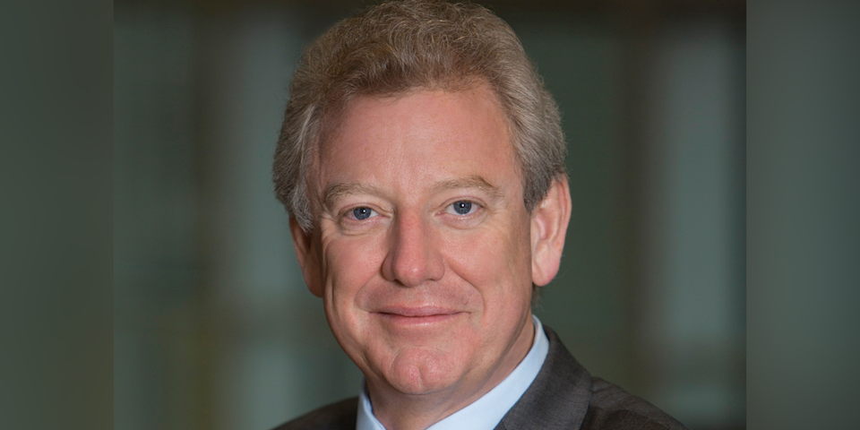 24) Robert Fairbairn, vice chairman and co-chair of Human Capital Committee, BlackRock. Photo: BlackRock