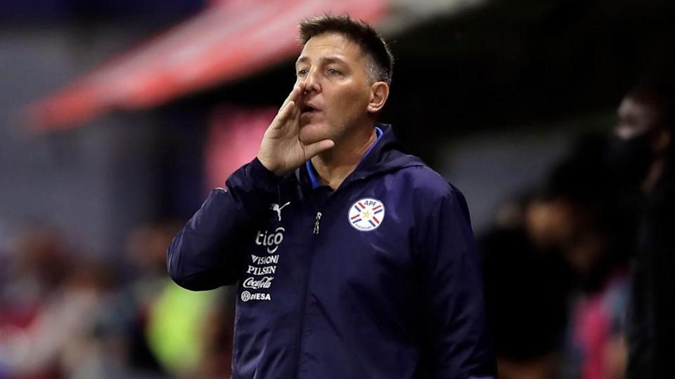 Berizzo con Paraguay | Pool/Getty Images
