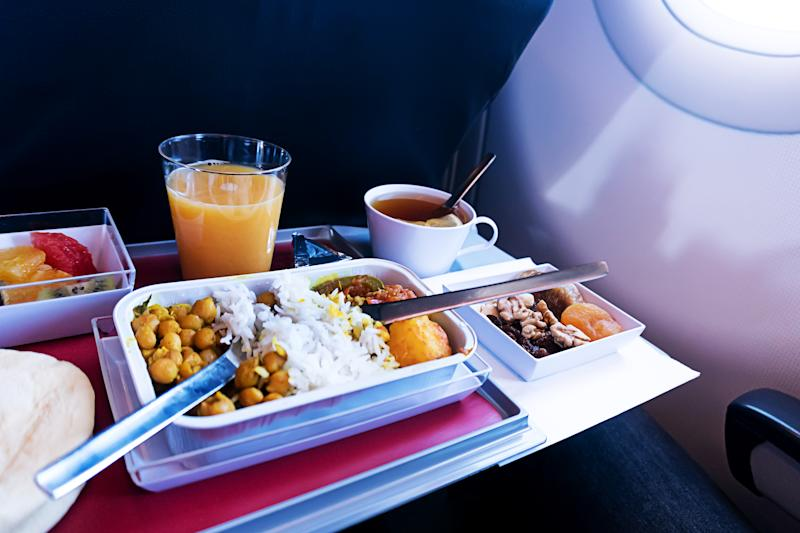 AirAsia have launched a restaurant serving plane food [Photo: Getty]