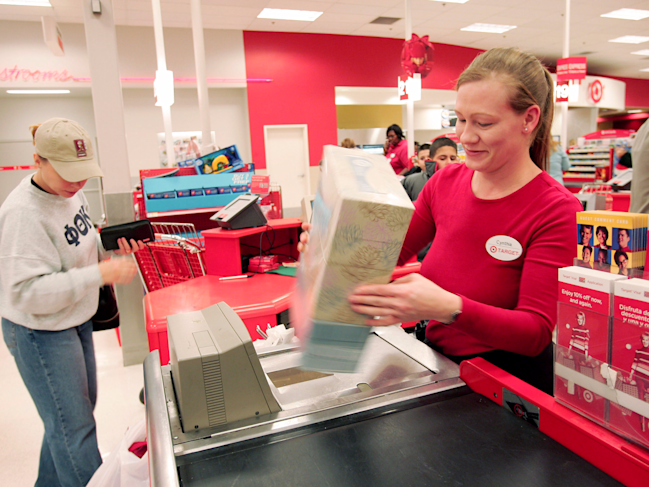 Target cuts prices ahead of holiday selling season