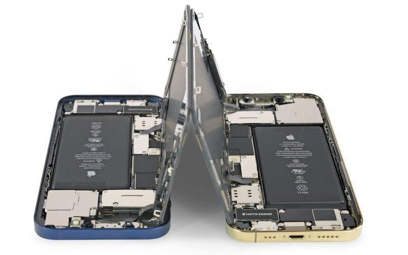 The iPhone 12 series will have smaller batteries compared to last year's iPhone 11 lineup. — Picture via SoyaCincau