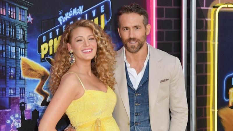 Blake Lively Gives Ryan Reynolds the Sweetest Present Ever and We're Swooning