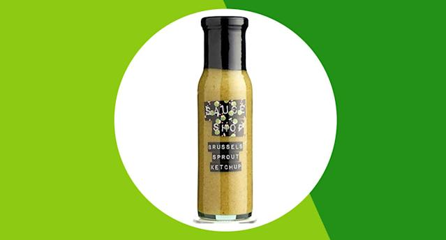 Sauce Shop has partnered with Amazon for this limited-edition launch. [Photo: Amazon]