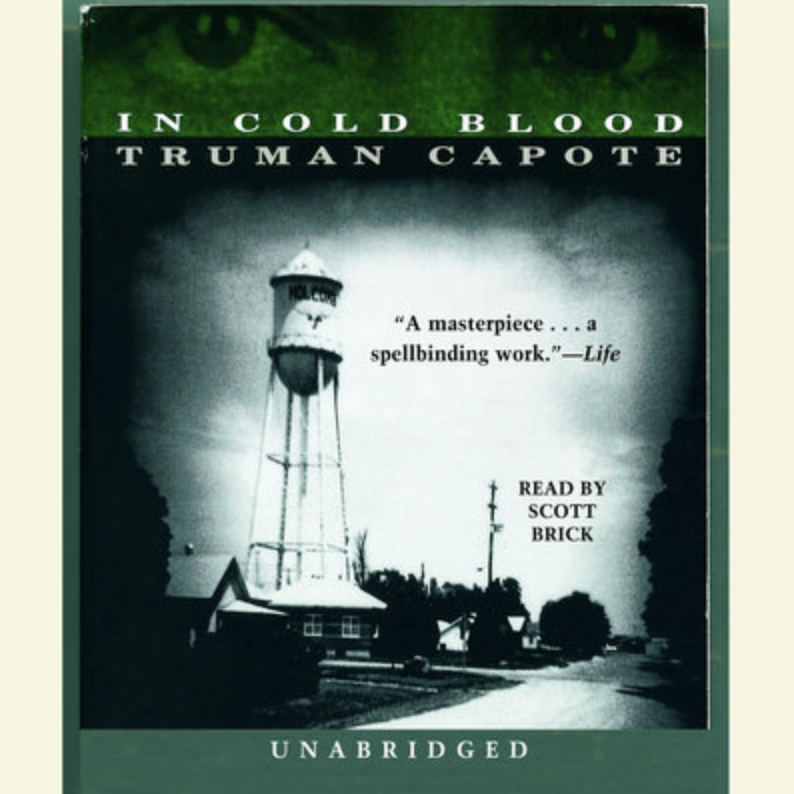 Why you'll love it: True crime lovers should be familiar with Capote's nonfiction novel, which was first published in 1966. The true story follows the brutal murder of the Clutter family, who were killed by a shotgun blast at close range. Capote, who'd traveled to Kansas at that time, reconstructs the murder and the investigation that led to the capture, trial, and execution of the killers.Start listening on Libro.FM