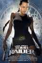 <p>Angelina Jolie isn't playing around in Lara Croft: Tomb Raider. Released on June 11, 2001, she's off to save the world in this film adaptation of the popular video game franchise. It was big box office draw and spawned a sequel released two years later.</p>