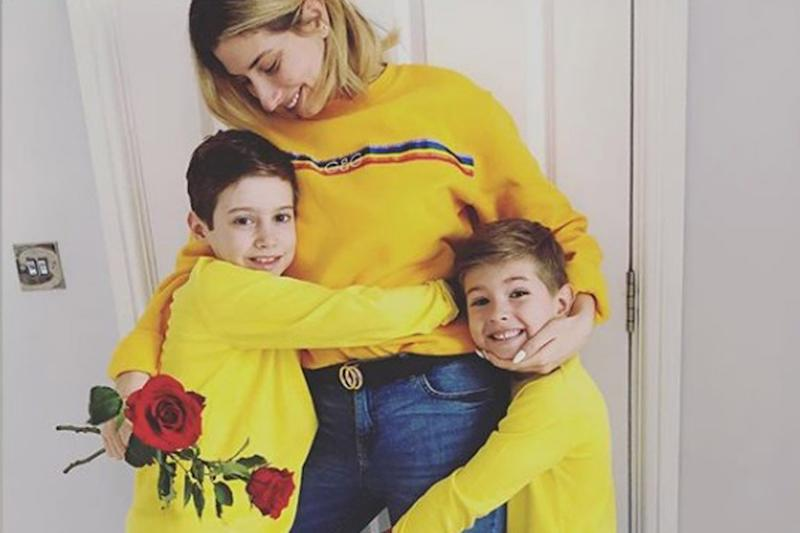 Family First: Solomon made the decision to take her children out of mainstream education: Stacey Solomon/Instagram