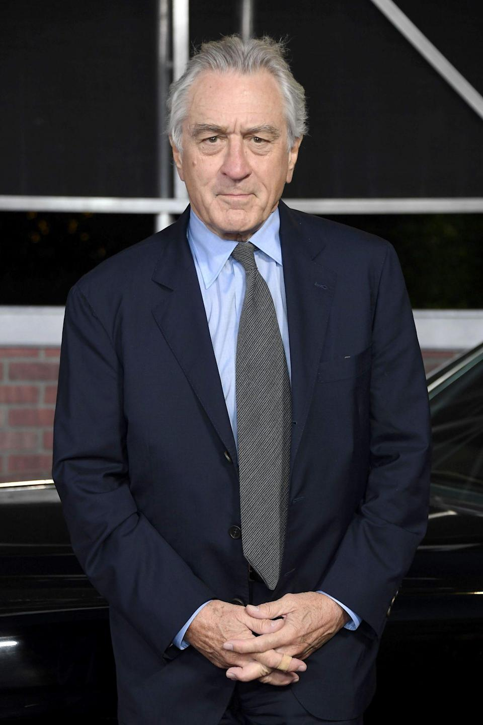 <p>Actor Robert De Niro won the Cecil B. DeMille Award in 2011, after receiving eight prior nominations and one win (1981's <em>Raging Bull).</em></p>