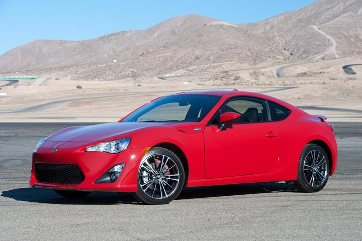 subaru brz scion frs sales troubles photo