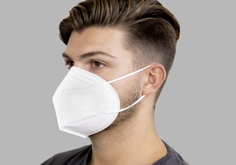 Get a pack of ten masks on sale. (Photo: Amazon)