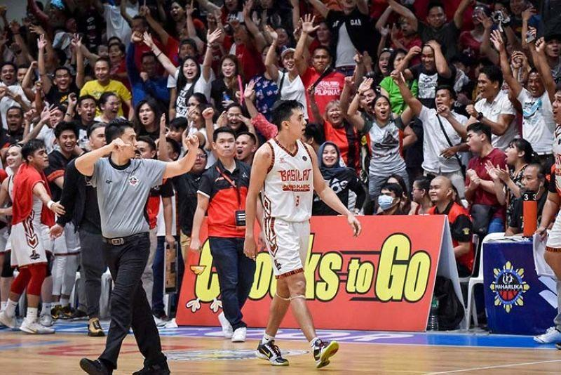 MPBL commissioner encourages players to 'be strong mentally'
