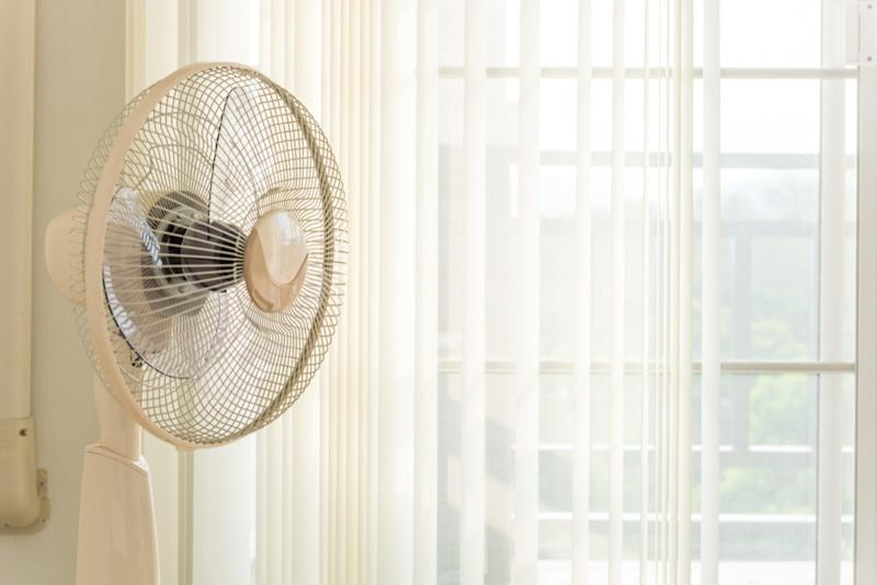 Here's Why You Should Never Use an Electric Fan in Summer
