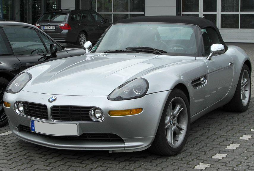 <p>Inspired by the also-gorgeous 507 of the '50s, the Z8 was BMW's answer to growing demand for a high-end roadster. It shared its explosive V-8 engine with the M5 supersedan.</p>