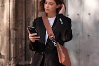 """<p>Creativity, craftsmanship and excellence unify each Lafloïd piece. The Spanish brand makes artisan bags using only the highest-quality materials from renowned suppliers in the luxury industry. Each handmade design is completely personalised and one-of-a-kind, reflecting the passion Lafloïd puts into every detail. <a href=""""https://lafloid.com/en/bags/266-vesper-bag.html"""" rel=""""nofollow noopener"""" target=""""_blank"""" data-ylk=""""slk:lafloid.com"""" class=""""link rapid-noclick-resp"""">lafloid.com</a></p> <p><em>Follow them on Instagram</em> <a href=""""https://www.instagram.com/lafloid_official/?hl=es"""" rel=""""nofollow noopener"""" target=""""_blank"""" data-ylk=""""slk:@lafloid_official"""" class=""""link rapid-noclick-resp""""><em>@lafloid_official</em></a></p>"""