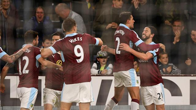 Burnley moved eight points clear of the Premier League's relegation zone after George Boyd's goal secured a 1-0 win against Stoke City.