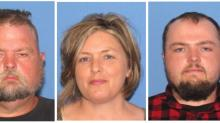 Authorities announce arrests in slaying of 8 family members