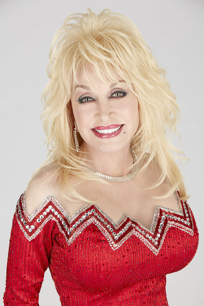 A new book about Dolly Parton, which comes straight from interviews she gave, reveals she had an